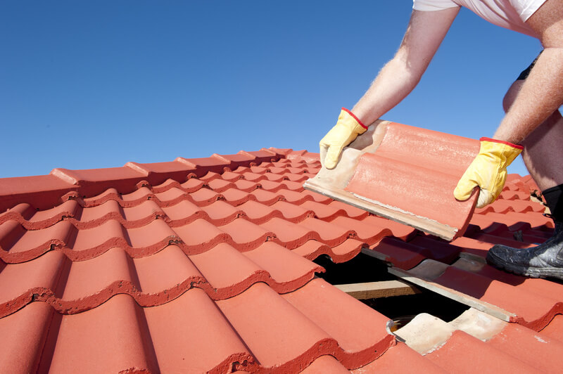 Replacement Roofing Tiles Norfolk United Kingdom